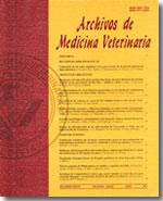 Revista  Archivos de Medicina Veterinaria v.44 n.1, 2012